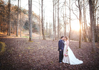Madison and Justin {Wedding} Willow Creek Falls and Vineyard {Blue Ridge, GA}