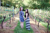 Kinsey and Hilary Seniors