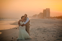 Becca and Matt {Wedding} Henderson Beach State Park {Destin, FL}