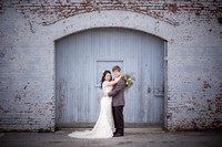 Jordan and Kiel {Wedding} The Cotton Warehouse {Monroe, GA}